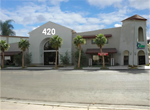 Imperial Physical Therapy building - Calexico