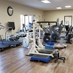 Imperial Physical Therapy excercise area