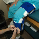 Physical Therapy splinting